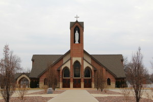 Holy Rosary Catholic Church, Clinton MO, Completed 2010